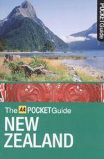 AA Pocket Guide New Zealand - AA Publishing