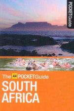 AA Pocket Guide South Africa : Regions and Best places to see - AA Publishing