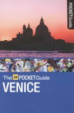 AA Pocket Guide Venice : Regions and Best places to see - AA Publishing