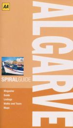 AA Spiral Guide  Algarve - AA Publishing