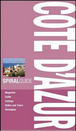AA Spiral Guide Cote D'Azur - AA Publishing