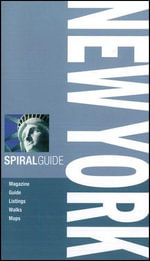 AA Spiral Guide New York - AA Publishing