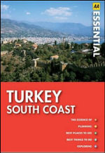 AA Essential Travel Guide Turkey South Coast - AA Publishing