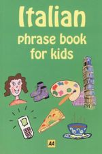 AA Phrasebook Pocket Italian for Kids