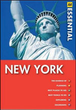 AA Essential Travel Guide New York - AA Publishing