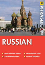 AA Russian Phrasebook - AA Publishing