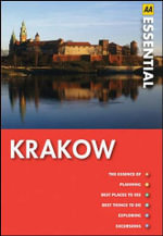 AA Essential Guide Krakow - AA Publishing