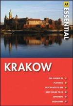 AA Essential Guide Krakow - AA Publishing
