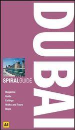 AA Spiral Guide Dubai - AA Publishing