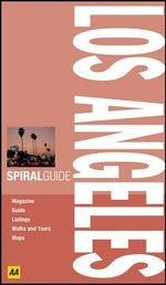 AA Spiral Guide : Los Angeles - AA Publishing