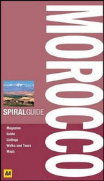 Morocco  : AA Spiral Guide  - AA Publishing