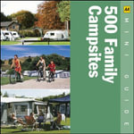 AA Mini Guide : 500 Family Campsites  - AA Publishing
