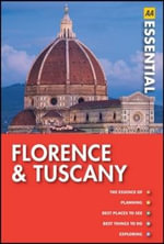 AA Essential Travel Guide Florence and Tuscany - AA Publishing