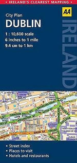AA City Plan Dublin - AA Publishing