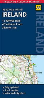 AA Road Map Ireland - AA Publishing