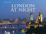 AA Impressions of London at Night : Impressions of Series - AA Publishing