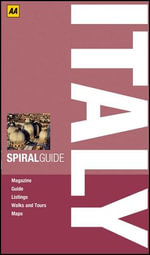 AA Spiral Guide Italy - AA Publishing