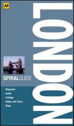AA Spiral Guide London - AA Publishing