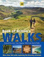 AA Book of Britain's Walks : AA Illustrated Reference - AA Publishing