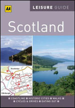 AA Leisure Guide Scotland - AA Publishing