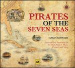 Pirates of the Seven Seas : AA ILLUSTRATED BOOKS - AA Publishing