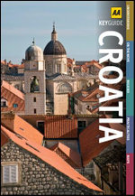 AA Key Guide Croatia : AA KEY GUIDES - AA Publishing