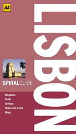 AA Spiral Guide Lisbon  - AA Publishing