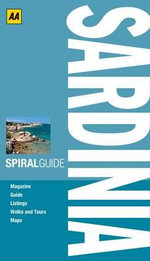AA Spiral Guide : Sardinia : AA PUBLISHING - AA Publishing