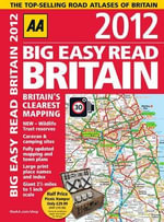 AA Big Easy Read Britain 2012 - AA Publishing