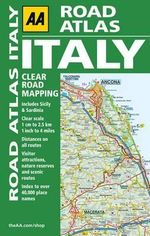 AA Road Atlas Italy 2011 - AA Publishing