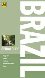 Brazil : AA Spiral Guide  - AA Publishing