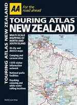 AA Road Atlas New Zealand - AA Publishing