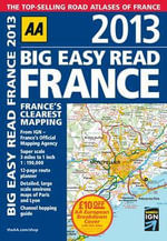 AA Big Easy Read France 2013 - AA Publishing