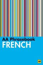AA Phrasebook French : Italian - AA Publishing