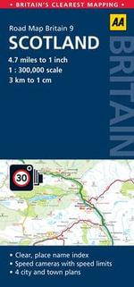 9. Scotland : AA Road Map Britain - AA Publishing