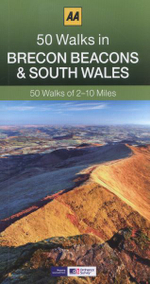 Brecon Beacons & South Wales : AA 50 Walks