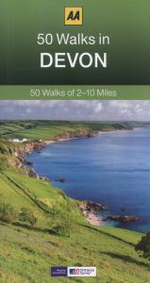 Devon : AA 50 Walks