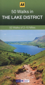 The Lake District : AA 50 Walks