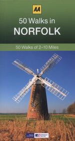 Norfolk : AA 50 Walks