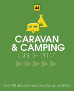 Caravan & Camping Britain 2014 - Aa Publishing
