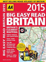 AA Big Easy Read Britain 2015 - AA Publishing