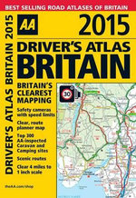 Driver's Atlas Britain 2015 - AA Publishing