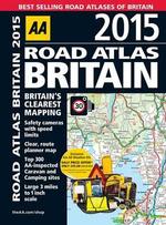 Road Atlas Britain 2015 - AA Publishing