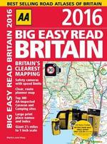 AA Big Easy Read Britain 2016 - AA Publishing