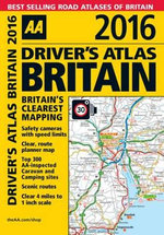 AA Driver's Atlas Britain 2016 - AA Publishing