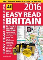 AA Easy Read Britain 2016 - AA Publishing