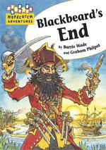 Blackbeard's End - Barrie Wade