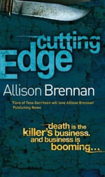 Cutting Edge : Death is the Killer's Business and Business is Booming - Allison Brennan