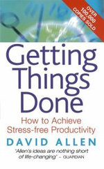Getting Things Done : How to achieve stress-free Productivity : The Coming Battle for Jerusalem and Its Importance - David Allen