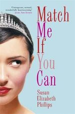 Match Me If You Can : Chicago Stars Series - Susan Elizabeth Phillips
